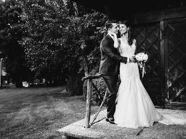 Il matrimonio di Davide e Grazia a Valeggio sul Mincio, Verona 23