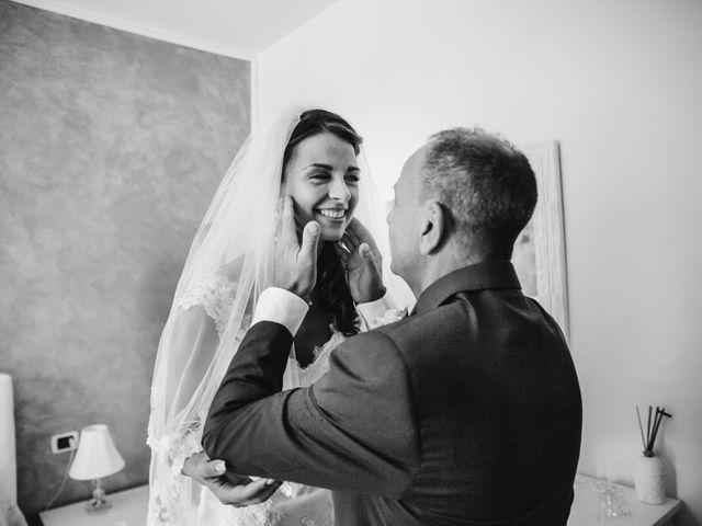 Il matrimonio di Davide e Grazia a Valeggio sul Mincio, Verona 47