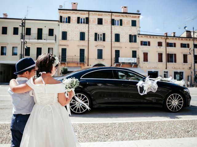 Il matrimonio di Davide e Grazia a Valeggio sul Mincio, Verona 49