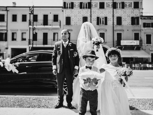 Il matrimonio di Davide e Grazia a Valeggio sul Mincio, Verona 2