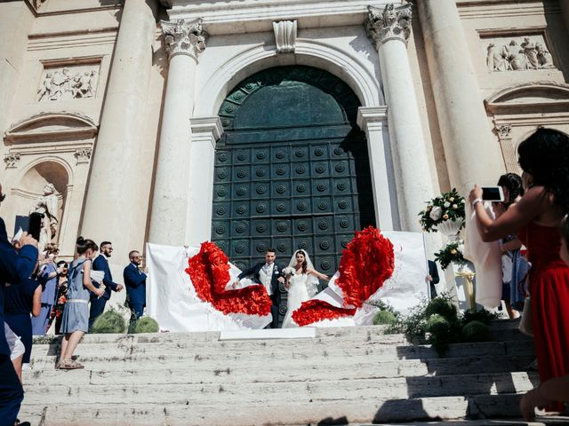 Il matrimonio di Davide e Grazia a Valeggio sul Mincio, Verona 53