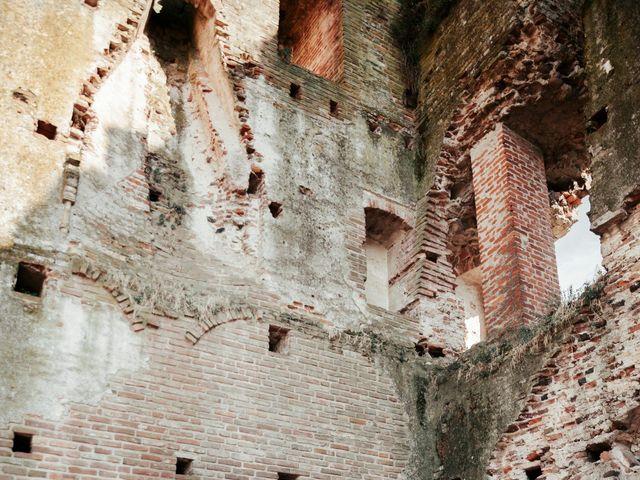 Il matrimonio di Davide e Grazia a Valeggio sul Mincio, Verona 54