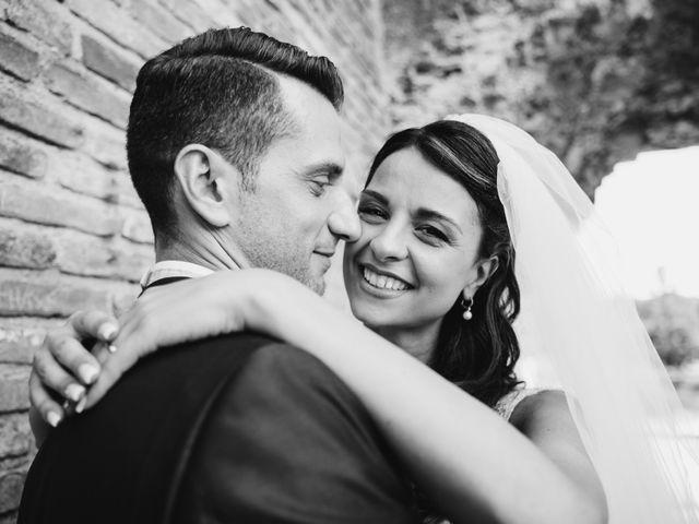 Il matrimonio di Davide e Grazia a Valeggio sul Mincio, Verona 56