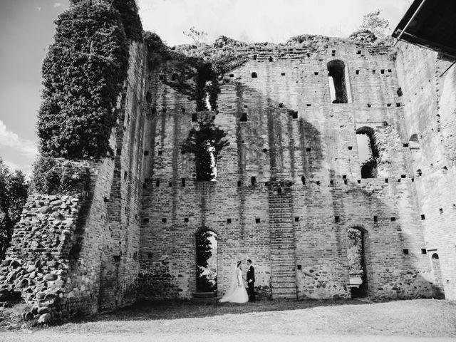 Il matrimonio di Davide e Grazia a Valeggio sul Mincio, Verona 58