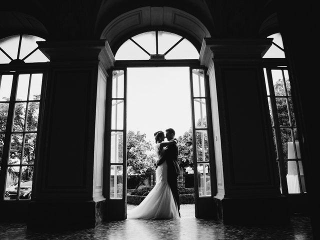 Il matrimonio di Davide e Grazia a Valeggio sul Mincio, Verona 63
