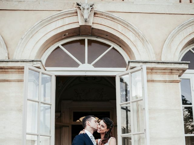 Il matrimonio di Davide e Grazia a Valeggio sul Mincio, Verona 65