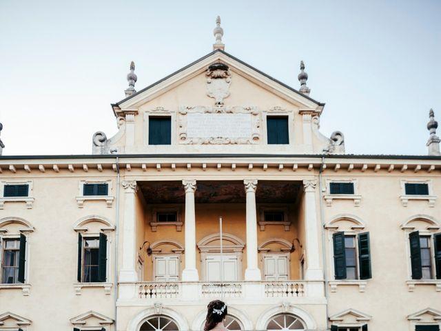 Il matrimonio di Davide e Grazia a Valeggio sul Mincio, Verona 67