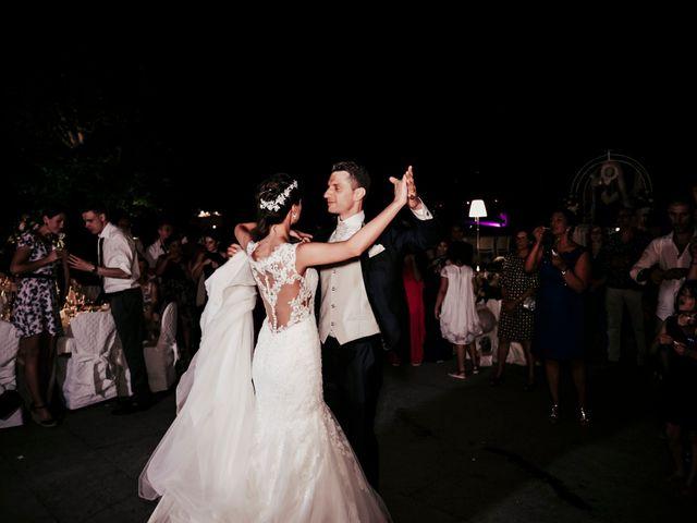Il matrimonio di Davide e Grazia a Valeggio sul Mincio, Verona 76