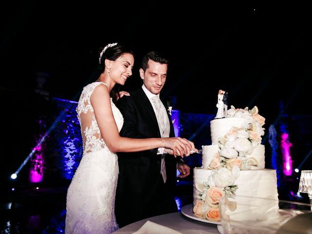 Il matrimonio di Davide e Grazia a Valeggio sul Mincio, Verona 77