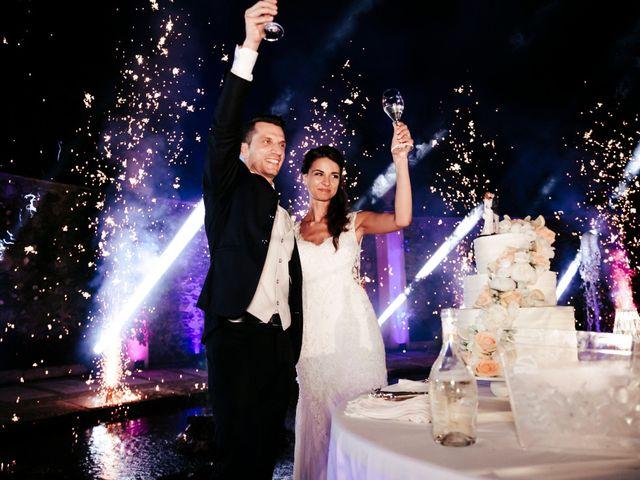 Il matrimonio di Davide e Grazia a Valeggio sul Mincio, Verona 78