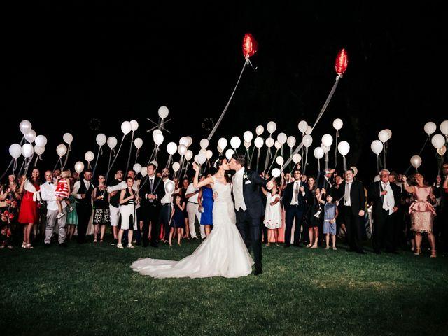 Il matrimonio di Davide e Grazia a Valeggio sul Mincio, Verona 79