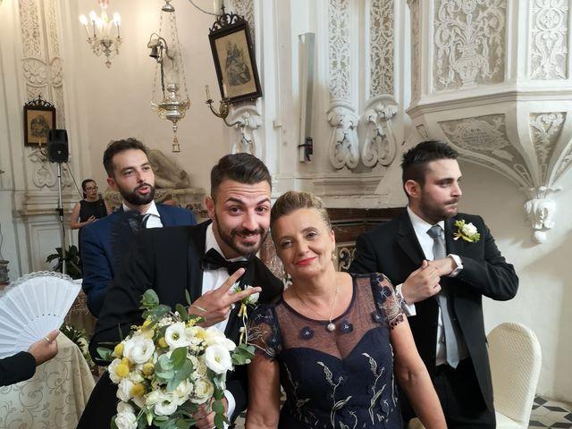 Il matrimonio di Dario e Valeria a Taormina, Messina 3