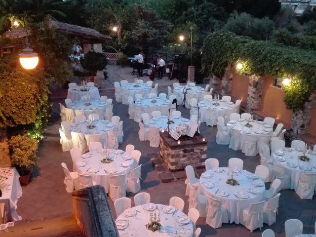 Il matrimonio di Dario e Valeria a Taormina, Messina 2