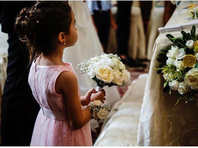 Il matrimonio di Dario e Valeria a Taormina, Messina 8
