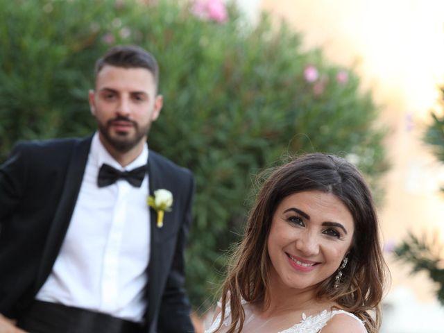 Il matrimonio di Dario e Valeria a Taormina, Messina 11