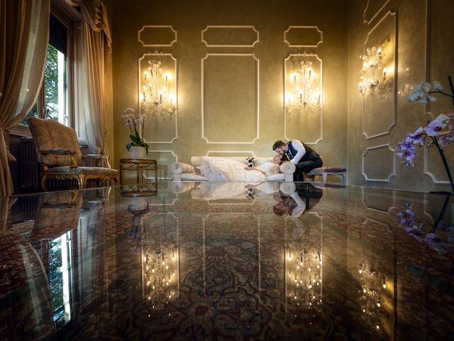 Le nozze di Erica e Matteo