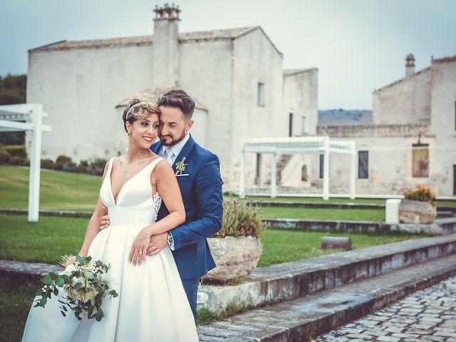 Il matrimonio di Vincenzo e Morena a Bari, Bari 11