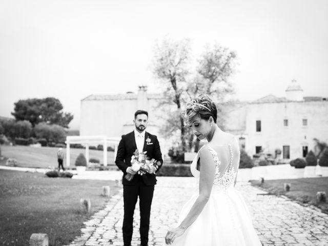 Il matrimonio di Vincenzo e Morena a Bari, Bari 12
