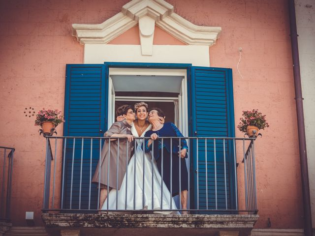 Il matrimonio di Vincenzo e Morena a Bari, Bari 17