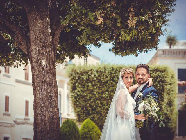 Il matrimonio di Vincenzo e Morena a Bari, Bari 24