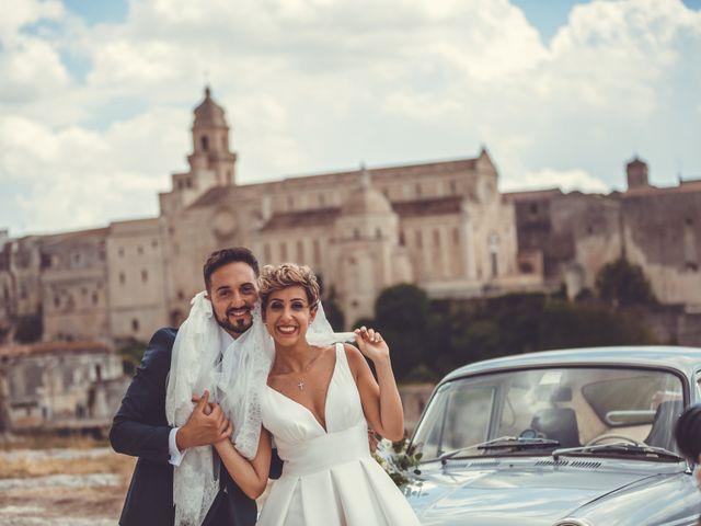 Il matrimonio di Vincenzo e Morena a Bari, Bari 26
