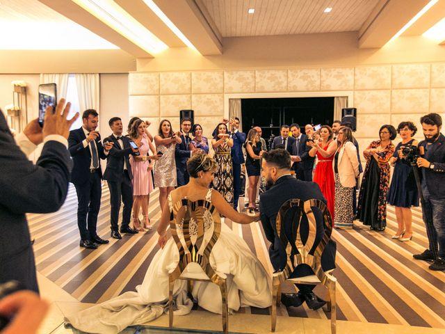 Il matrimonio di Vincenzo e Morena a Bari, Bari 37