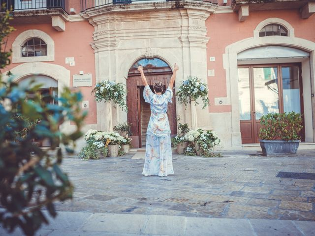Il matrimonio di Vincenzo e Morena a Bari, Bari 42