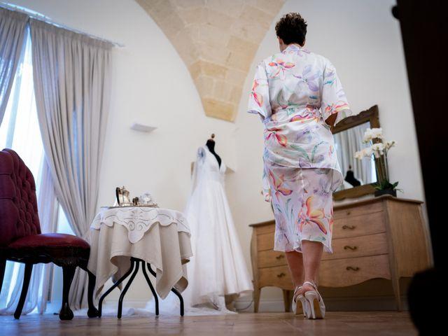 Il matrimonio di Vincenzo e Morena a Bari, Bari 44