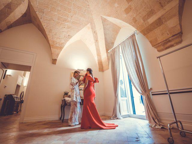 Il matrimonio di Vincenzo e Morena a Bari, Bari 45