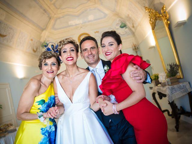 Il matrimonio di Vincenzo e Morena a Bari, Bari 54