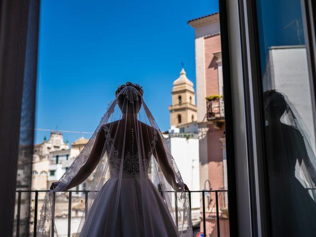 Il matrimonio di Vincenzo e Morena a Bari, Bari 2