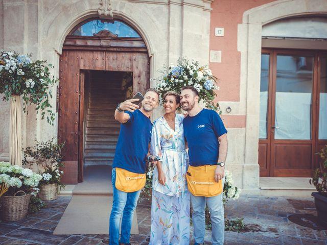 Il matrimonio di Vincenzo e Morena a Bari, Bari 56