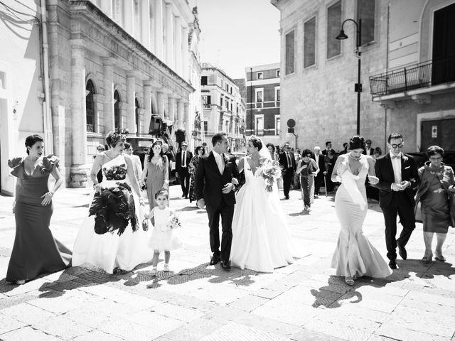 Il matrimonio di Vincenzo e Morena a Bari, Bari 60