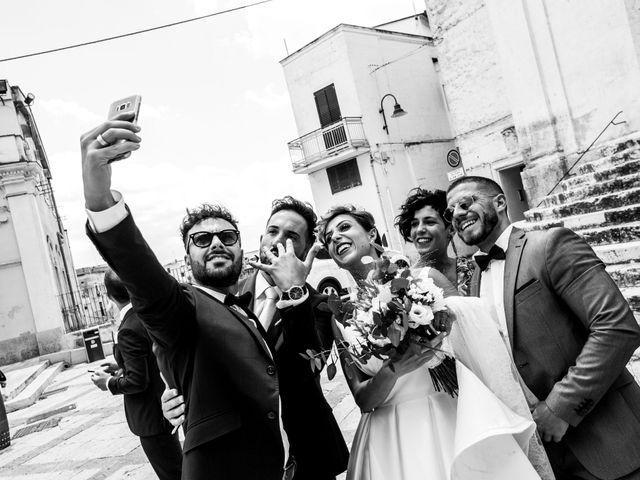 Il matrimonio di Vincenzo e Morena a Bari, Bari 63