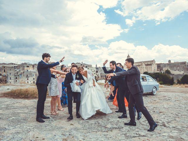 Il matrimonio di Vincenzo e Morena a Bari, Bari 65