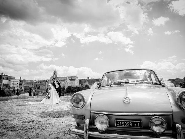 Il matrimonio di Vincenzo e Morena a Bari, Bari 66