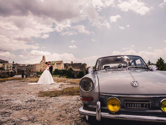 Il matrimonio di Vincenzo e Morena a Bari, Bari 67