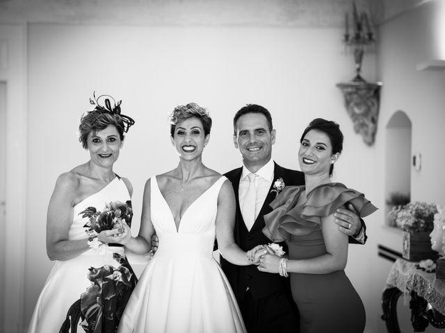 Il matrimonio di Vincenzo e Morena a Bari, Bari 79