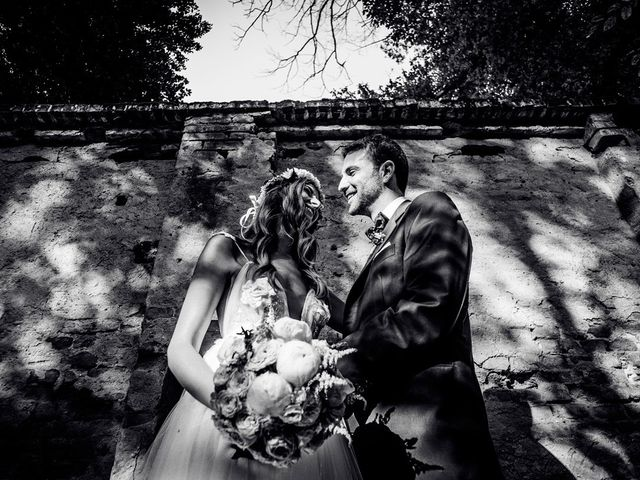 Il matrimonio di Giuseppe e Carmen a Orbassano, Torino 7