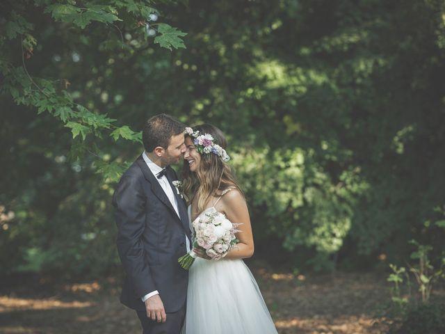 Il matrimonio di Giuseppe e Carmen a Orbassano, Torino 8