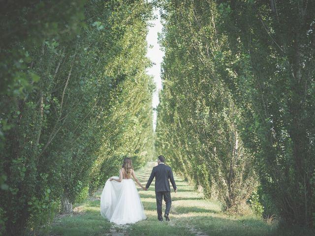 Il matrimonio di Giuseppe e Carmen a Orbassano, Torino 1