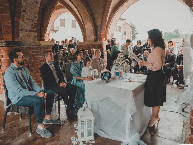 Il matrimonio di Matteo e Paola a Revello, Cuneo 17