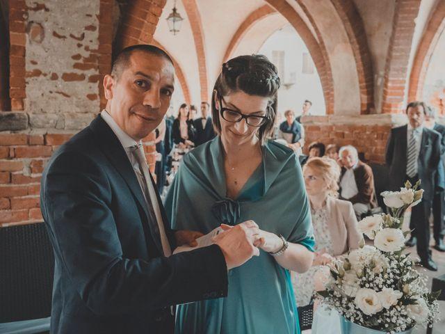 Il matrimonio di Matteo e Paola a Revello, Cuneo 26