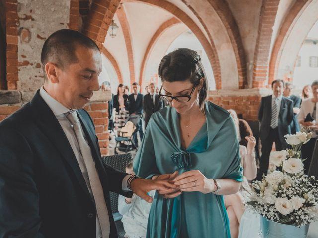 Il matrimonio di Matteo e Paola a Revello, Cuneo 27