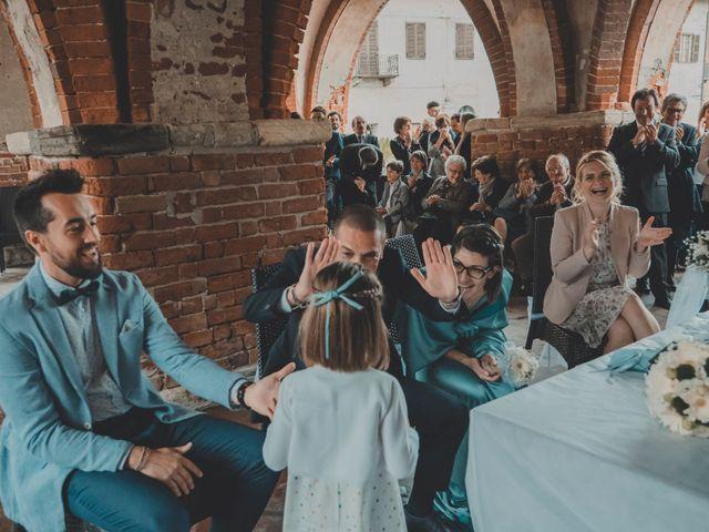 Il matrimonio di Matteo e Paola a Revello, Cuneo 31