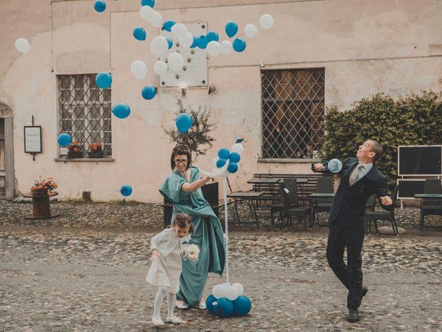 Il matrimonio di Matteo e Paola a Revello, Cuneo 32