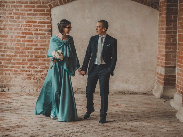 Il matrimonio di Matteo e Paola a Revello, Cuneo 35