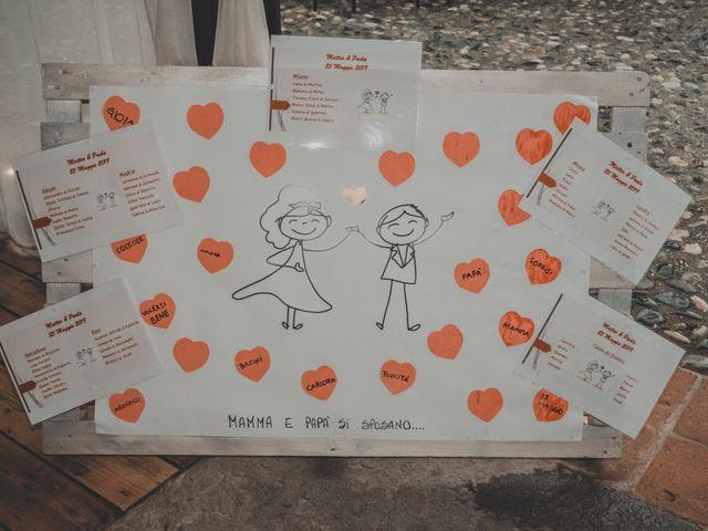 Il matrimonio di Matteo e Paola a Revello, Cuneo 37