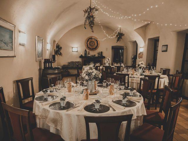Il matrimonio di Matteo e Paola a Revello, Cuneo 39