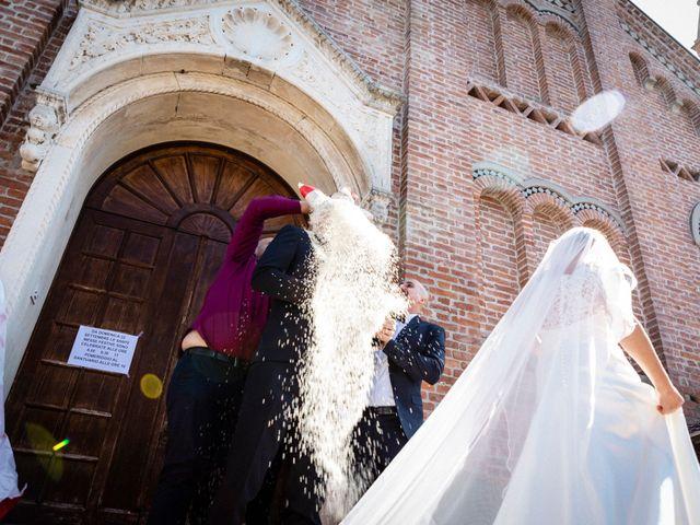 Il matrimonio di Alberto e Alessia a Padova, Padova 12